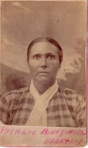 Martha Paralee Montgomery Brantely